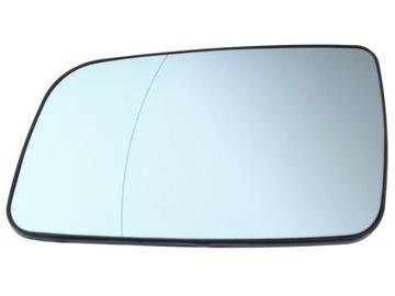 вклад зеркала с подогревом l opel astra g ii 2 98-