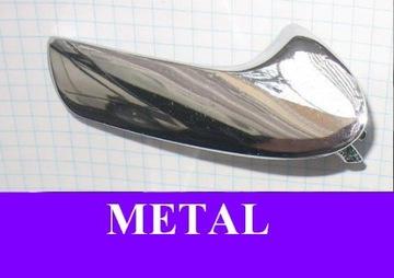 ручка внутренняя seat ibiza iv 08 -16 правая metal - фото