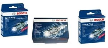 bosch platinum-iridium fr 7 ki 332 с 0242236571 - фото