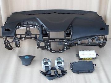 hyundai i40 i30 i20 i10 торпеда консоль торпеда airba - фото