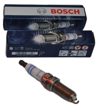 bosch свеча зажигания +3 wr8dc+ mazda mitsubishi - фото