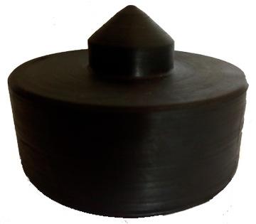 гума повышения пружины audi a4, golf 3 4 cm - фото