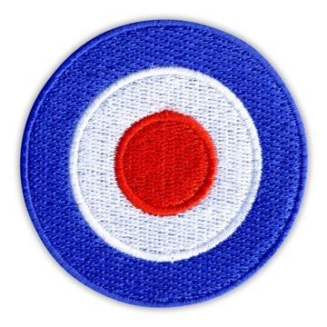 Полоса RAF Royal Air Force Roundel Лук ВЫШИВКА доставка товаров из Польши и Allegro на русском