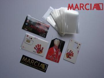 Кармана Защитные 1 кг на карты,визитные карточки, 58 x 90 доставка товаров из Польши и Allegro на русском