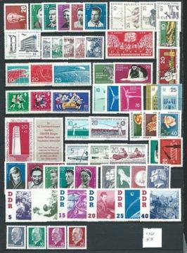 ГЕРМАНИЯ DDR СТАРИННЫЙ 1961 ЧИСТАЯ доставка товаров из Польши и Allegro на русском