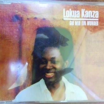 Gib mir ein wunder - Lokua Kanza 00699 CD album доставка товаров из Польши и Allegro на русском