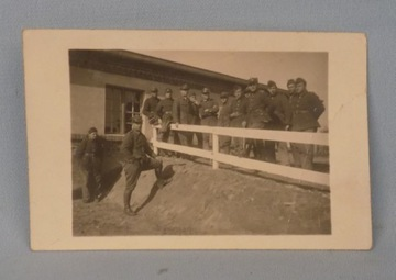 СТАРЫЕ ВОЕННЫЕ ФОТО! L.20-TE ФРАНЦИЯ, солдат  доставка товаров из Польши и Allegro на русском