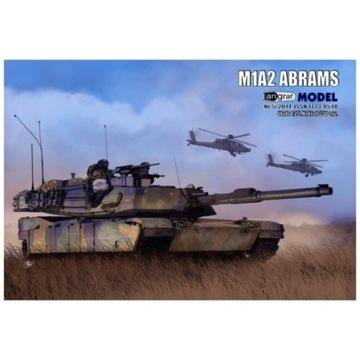(Angraf Model 1/2014 Танк M1A2 Абрамс) доставка товаров из Польши и Allegro на русском