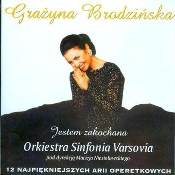 ИННОКЕНТИЙ BRODZIŃSKA АРИИ OPERETKOWE CD доставка товаров из Польши и Allegro на русском