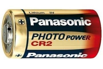 Литиевая батарея Panasonic 3V CR2 DL2 KCR2 ELCR2 3В доставка товаров из Польши и Allegro на русском