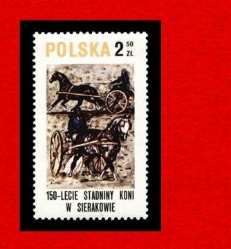 2518 зн cz** 1980 Sierakow лошади доставка товаров из Польши и Allegro на русском
