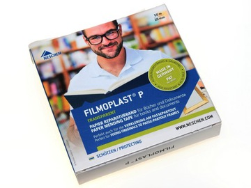 Neschen Filmoplast P 2 см х 50м клейкая bezkwasowa доставка товаров из Польши и Allegro на русском