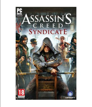 GRA Assassin's Creed Syndicate PL na PC Uplay
