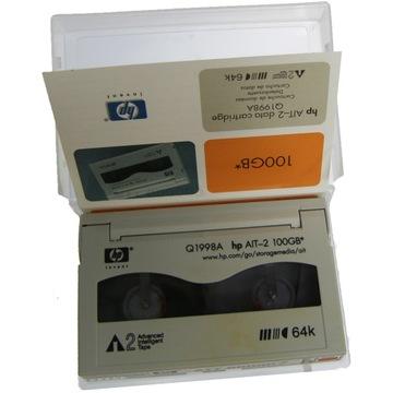HP Q1998A МТА-2 100ГБ 100% ОК 1pV доставка товаров из Польши и Allegro на русском