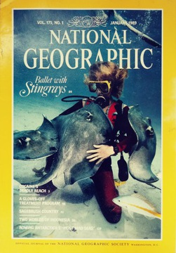 National Geographic vol 176 no 1, January 1989 ANG доставка товаров из Польши и Allegro на русском