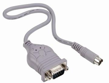 THOMSON АДАПТЕР DB9 9-pin wt. - Mini DIN 8-pin wt. доставка товаров из Польши и Allegro на русском