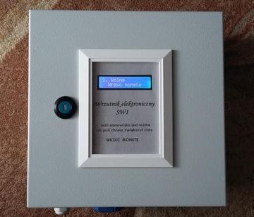 Таймер игровой автомат, wrzutnik для монет стиральной машины доставка товаров из Польши и Allegro на русском