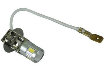 СВЕТОДИОДНЫЕ лампы H3 световая lightbary Yamaha Honda доставка товаров из Польши и Allegro на русском