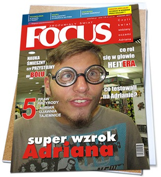 обложка газеты с Вашей фотографией, отличный подарок доставка товаров из Польши и Allegro на русском
