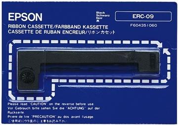 ЛЕНТА EPSON ERC-09 B ОРГ. C43S015354 М-160 М-180 доставка товаров из Польши и Allegro на русском