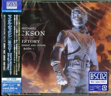 MICHAEL JACKSON HiStory Past ..- 2x BSCD2 JAPAN NEW доставка товаров из Польши и Allegro на русском
