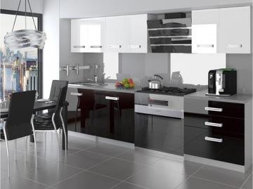 Кухонная мебель СТОЛЕШНИЦА Комплект кухонной мебели БЛЕСК доставка товаров из Польши и Allegro на русском