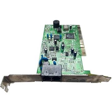 PCI модем 56K ZOLTRIX FM-3986 100% ОК WjG доставка товаров из Польши и Allegro на русском