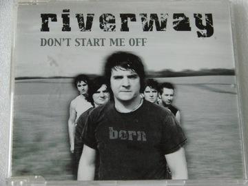 Riverway - Don't start me off Singiel UK BDB+ доставка товаров из Польши и Allegro на русском