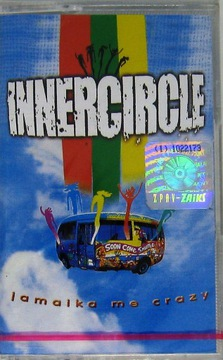 INNER CIRCLE-Ямайка Me Crazy [картридж]НОВАЯ ПЛЕНКА доставка товаров из Польши и Allegro на русском