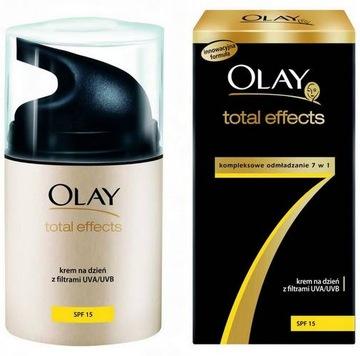 Olay Total Effects Крем 50 мл доставка товаров из Польши и Allegro на русском