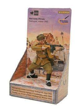 Рядовой Красной Армии 43 Фигурка Tissotoys доставка товаров из Польши и Allegro на русском