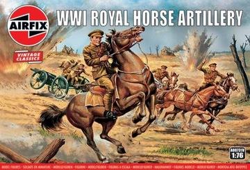 Первой мировой войны Royal Horse - Vintage Classics, Airfix 00731v доставка товаров из Польши и Allegro на русском