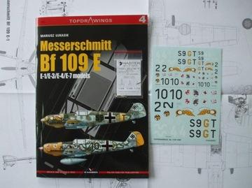 Messerschmitt Bf 109 E - Кагеро Topdrawings доставка товаров из Польши и Allegro на русском
