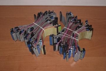Taśma kabel PATA ATA 66/100 40-60cm różne kolory доставка товаров из Польши и Allegro на русском