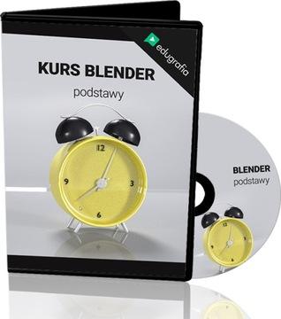 КУРС BLENDER 3D - ОСНОВЫ доставка товаров из Польши и Allegro на русском