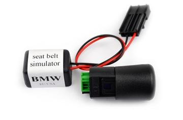 Эмулятор коврики BMW E60 E61 + Эмулятор Пояса ПЛАГИН доставка товаров из Польши и Allegro на русском