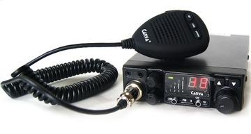 CB RADIO CANVA CB-520 ASQ AM/FM RF GAIN ANL WTYK доставка товаров из Польши и Allegro на русском