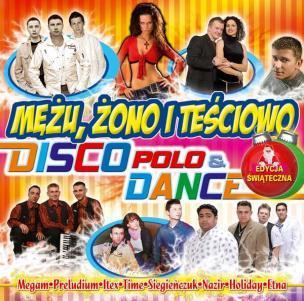 Mężu, Żono i Teściowo - Disco - wydawca FOLK доставка товаров из Польши и Allegro на русском