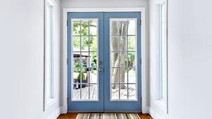 Drzwi Zewnetrzne Wejsciowe Do Domu Drewniane Stalowe Pcv