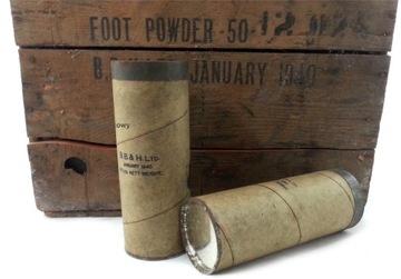 Prášok dole nohy orig. Britská armáda 1940