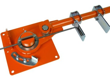 Ohýbací stroj pre tyče potrubia Drôt FI 6-16 GRO-4