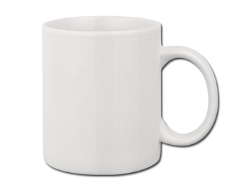 Keramický pohár biely 300 ml