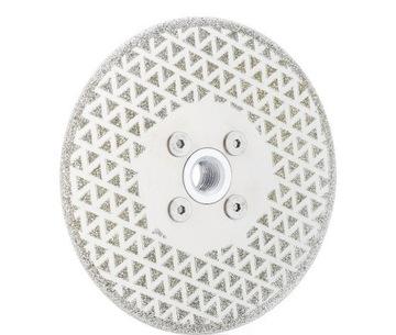 Diamantový štít na brúsenie brúsenia