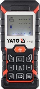 Yato laserový diaľkomer YT-73125
