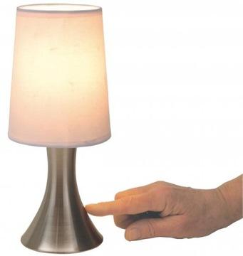 Dotyková lampa pre dotyk 3 stupne nastavenie lampy