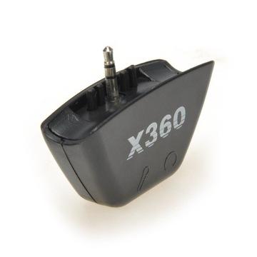 Headset Xbox 360 Pripojte mikrofón slúchadlá