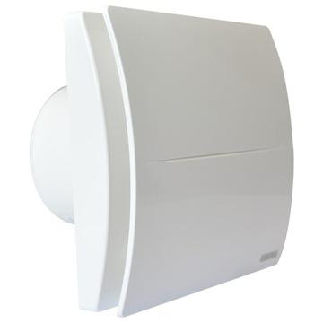 Kúpeľňový ventilátor EBERG QUAT 100 + tichá klapka