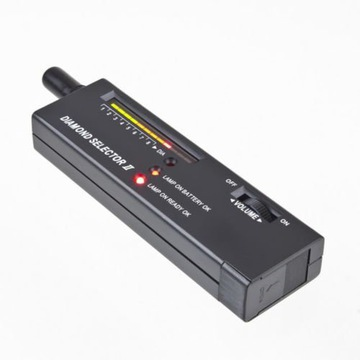 Profesionálny selector tester diamantový meter pl