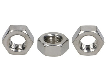 Nerezová hexagonálna matica A2 M 8 - 10 ks