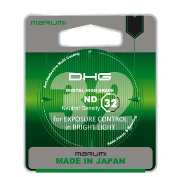 Filter Marumi DHG 52 mm ND32 Neutral Gray + 5EV